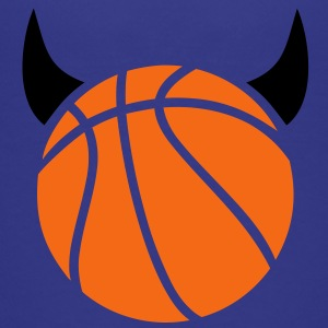 Basketball devil Kids' Shirts - Toddler Premium T-Shirt