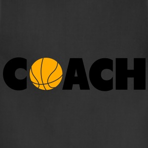 basketball coach T-Shirts - Adjustable Apron