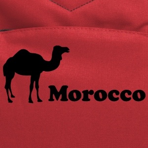 morocco T-Shirts - Computer Backpack