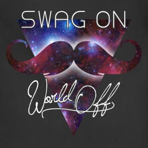 world off swag on T-Shirts - Adjustable Apron