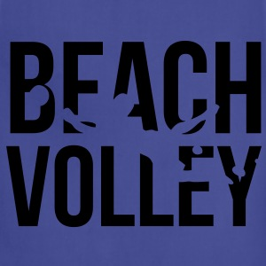beachvolley T-Shirts - Adjustable Apron