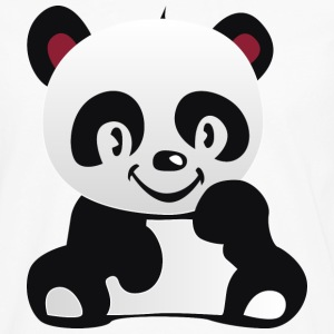panda - Men's Premium Long Sleeve T-Shirt