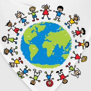 children around the world - Bandana
