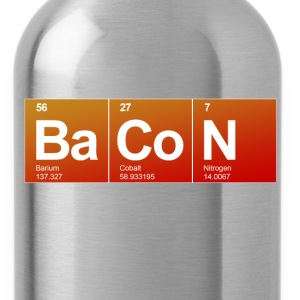Bacon Elements - Water Bottle
