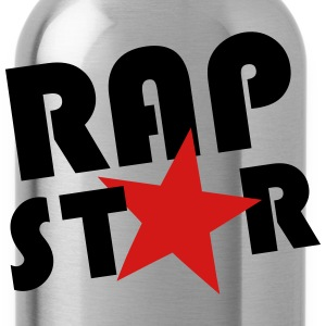 rap star T-Shirts - Water Bottle