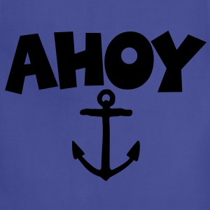 Ahoy Anchor T-Shirt - Adjustable Apron