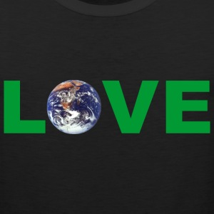 Earth Day Love Mother Earth T-Shirt - Men's Premium Tank