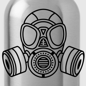 Gas Mask Kids' Shirts - Water Bottle