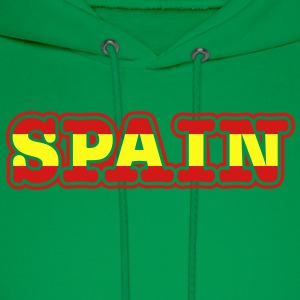 spain T-Shirts - Men's Hoodie