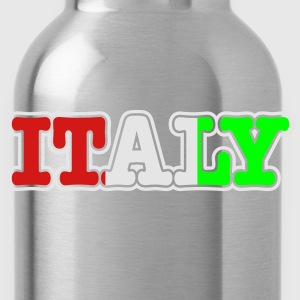 italy Women's T-Shirts - Water Bottle