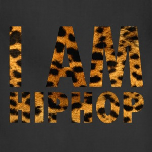 I Am Hiphop -  leopard - Adjustable Apron