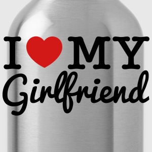 I Love My Girlfriend - Water Bottle