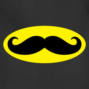 Bat Moustache - Adjustable Apron