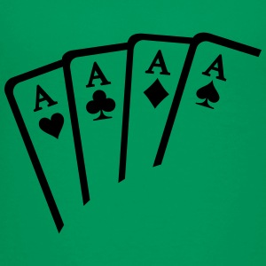 Poker Kids' Shirts - Toddler Premium T-Shirt