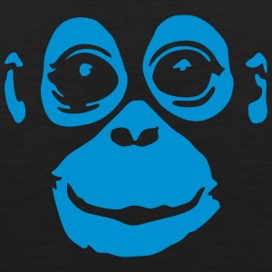 orangutan (negative colors) T-Shirts - Men's Premium Tank