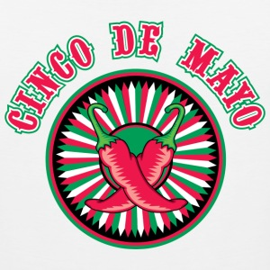Cinco de Mayo T-Shirt - Men's Premium Tank