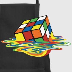 Melting Cube - Adjustable Apron