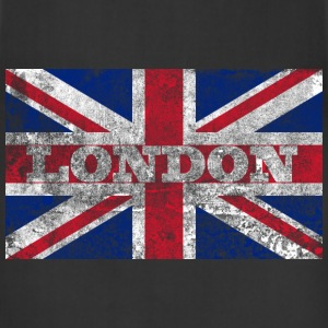 Aged London Flag - Adjustable Apron