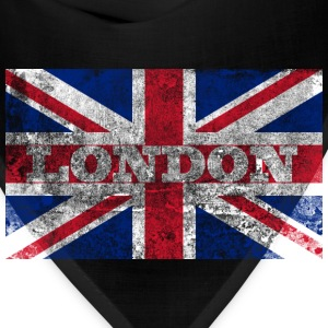 Aged London Flag - Bandana