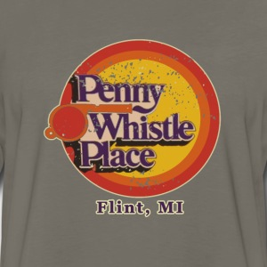 Penny Whistle Place T-Shirts - Men's Premium Long Sleeve T-Shirt