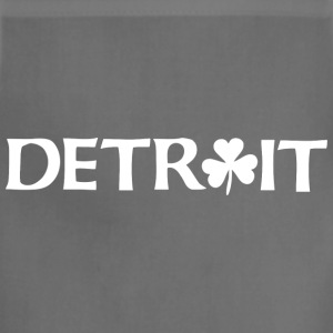 Detroit Shamrock Women's T-Shirts - Adjustable Apron