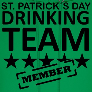 st. patrick´s day drinking team member T-Shirts - Men's Hoodie