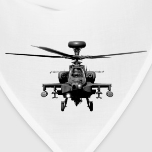 Apache US Military Attack Helicopter - Bandana