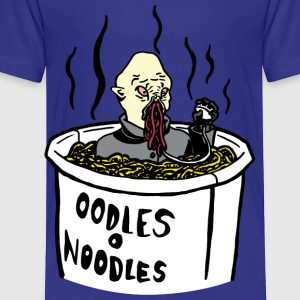 Doctor Who Ood Noodle Shirt (Child) - Toddler Premium T-Shirt
