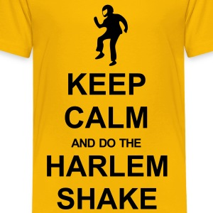 Keep Calm and Harlem Shake - Toddler Premium T-Shirt