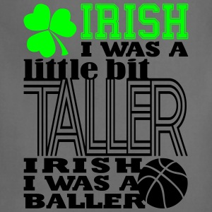 St. Patrick's Madness Irish Baller - Adjustable Apron