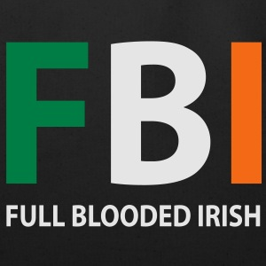 fbi full blooded irish T-Shirts - Eco-Friendly Cotton Tote