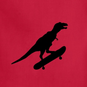 DINOSAUR SKATEBOARD  - Adjustable Apron