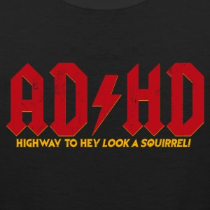 AD/HD T-Shirts - Men's Premium Tank