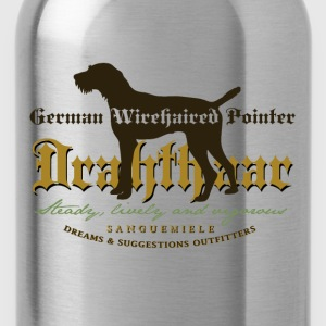 drahthaar T-Shirts - Water Bottle