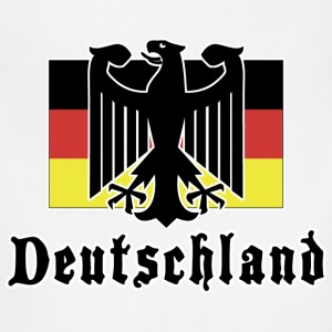 Deutschland T-Shirt - Adjustable Apron