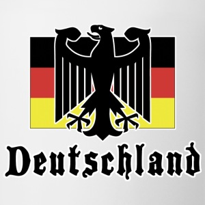 Deutschland T-Shirt - Coffee/Tea Mug