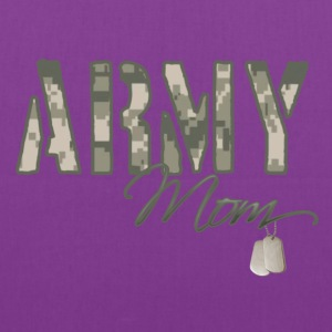 Army Mom - Tote Bag