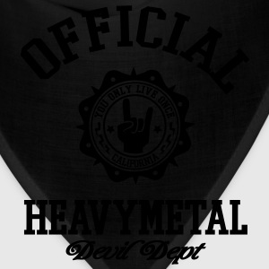 heavy metal T-Shirts - Bandana