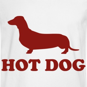 HOT DOG - Men's Long Sleeve T-Shirt
