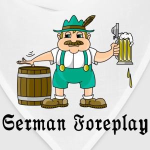 German Foreplay T-Shirt - Bandana