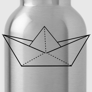 paper boat T-Shirts - Water Bottle