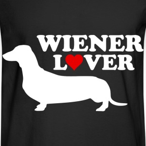 Wiener Lover - Men's Long Sleeve T-Shirt