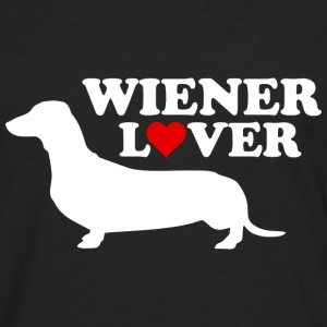 Wiener Lover - Men's Premium Long Sleeve T-Shirt