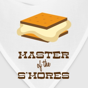 Master of the S'mores T-Shirts - Bandana