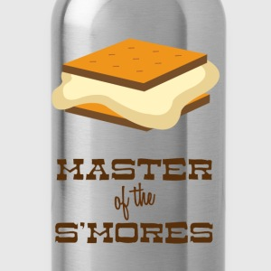 Master of the S'mores T-Shirts - Water Bottle