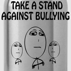 TAKE A STAND (S) - ONE COLOR Kids' Shirts - Water Bottle