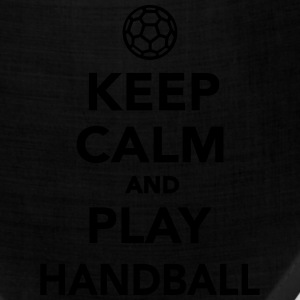 Keep calm and play Handball Kids' Shirts - Bandana