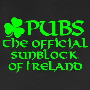 Pubs, the official sunblock of Ireland Women's T-Shirts - Leggings