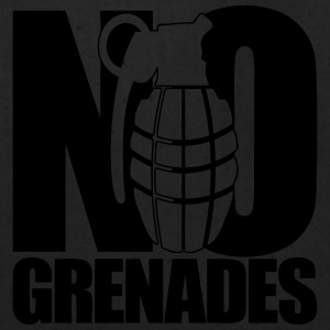 No Grenades Women's T-Shirts - Eco-Friendly Cotton Tote