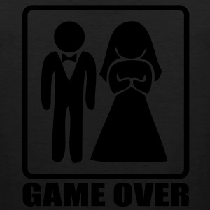 Marriage game over - Men's Premium Tank